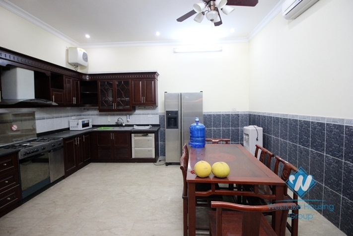 A house for rent in Ciputra T area, Ha Noi