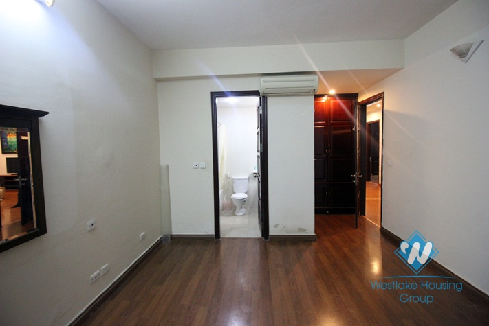 A nice apartment with 4 rooms for rent in G Ciputra International Ha Noi City