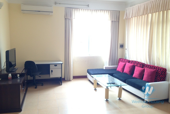 Cosy 2 bedroom apartment for rent in Ba Trieu street, Hoan Kiem, Hanoi