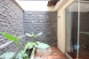 To Ngoc Van house rental with beautiful patio garden and swimming pool
