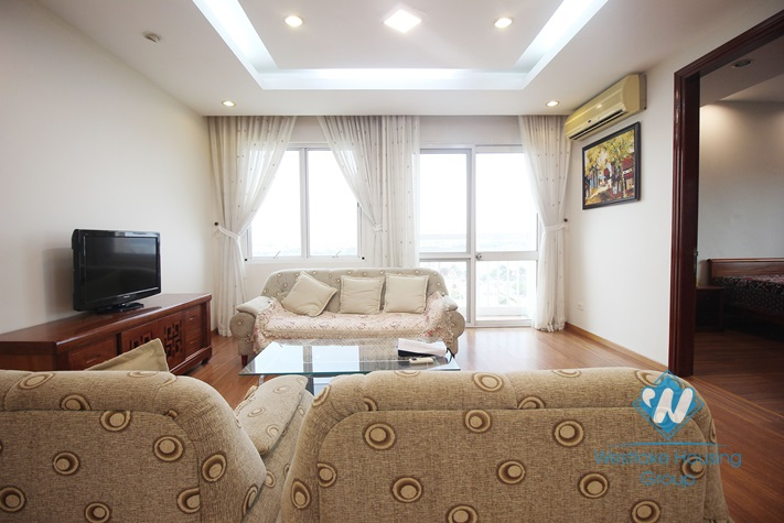 Apartment with full furniture for lease in G tower, Ciputra, Hanoi