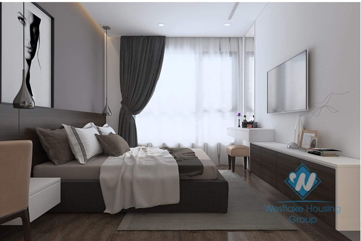 Gorgeous 2-bedroom apartment in Vinhome Gardenia, Nam Tu Liem, Hanoi