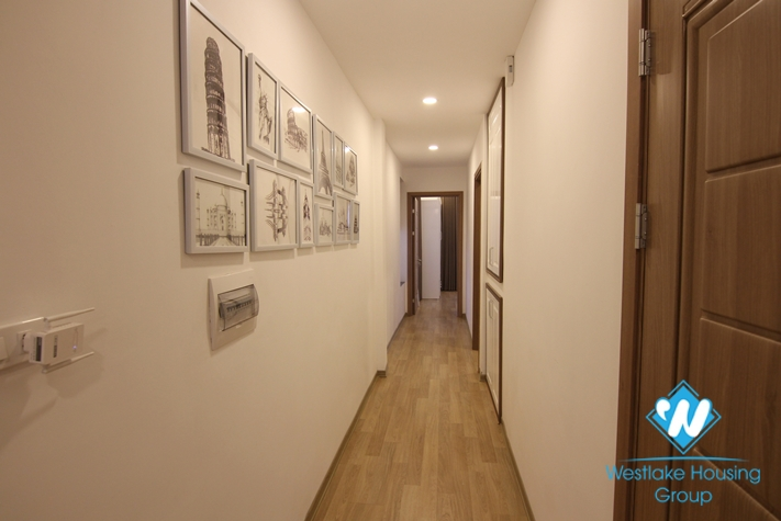 A brandnew and modern apartment for rent in Tay Ho, Ha noi