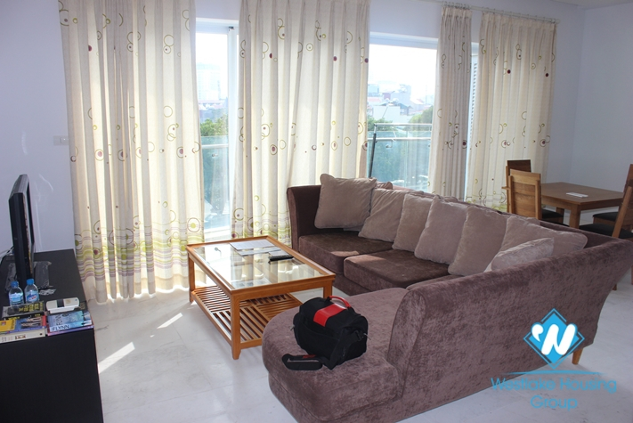 One bedroom apartment for rent in Golden Westlake, Tay Ho, Hanoi