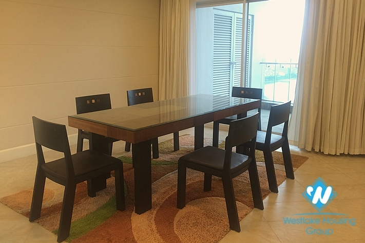 Westlakehousing.vn company for rent one nice apartment in Goden westlake Tower, Ha Noi.