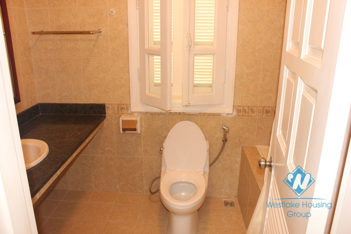 Cosy house for rent in Ciputra, Tay Ho, Hanoi