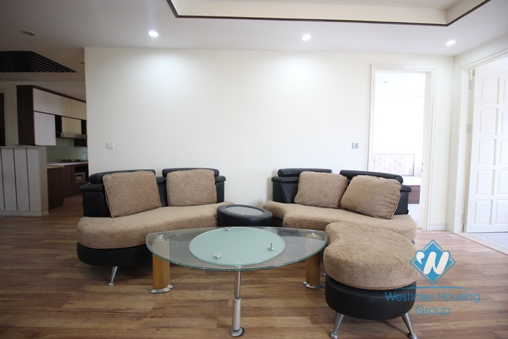 A apartment for rent in G Ciputra International Ha Noi City