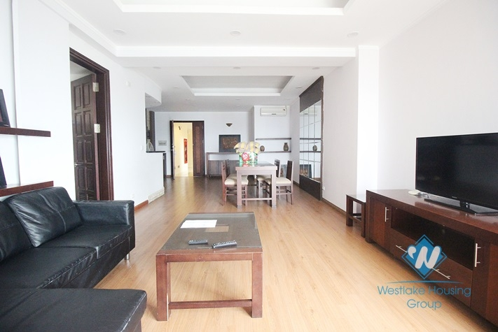 High floor apartment with 03 bedrooms in Ciputra