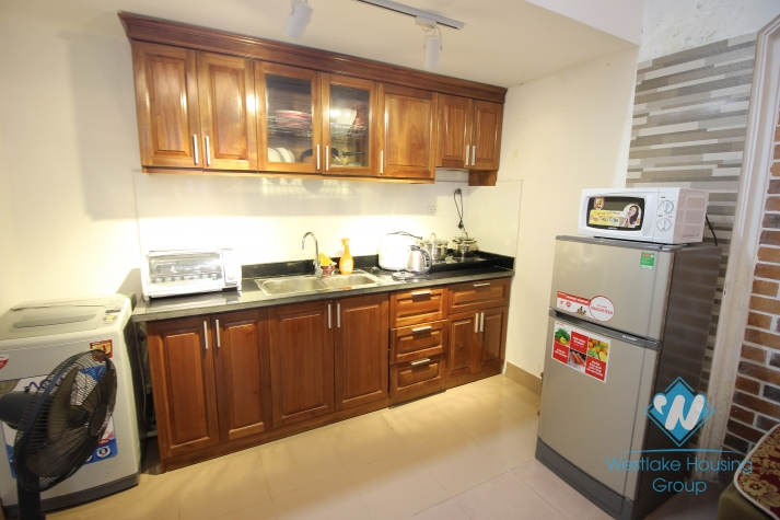 A affordable and nice apartment for rent in Tay Ho, Ha Noi