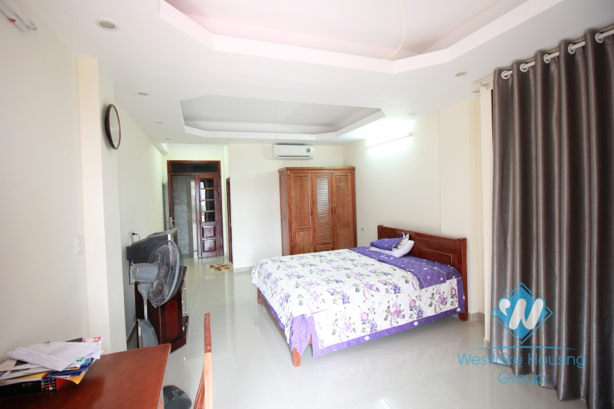 05 bedrooms house for rent in Ba Dinh District, Hanoi.