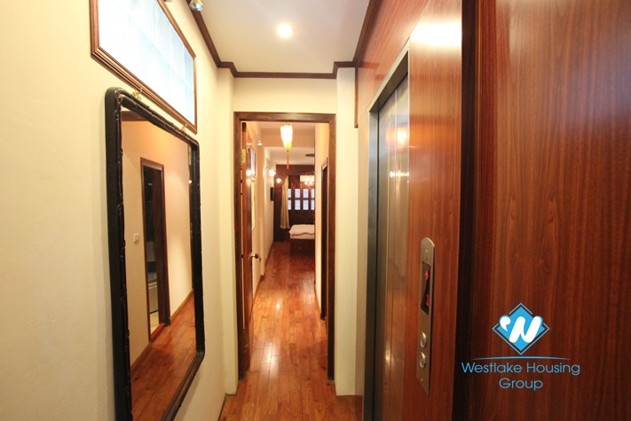Nice apartment for rent in Hoan kiem District