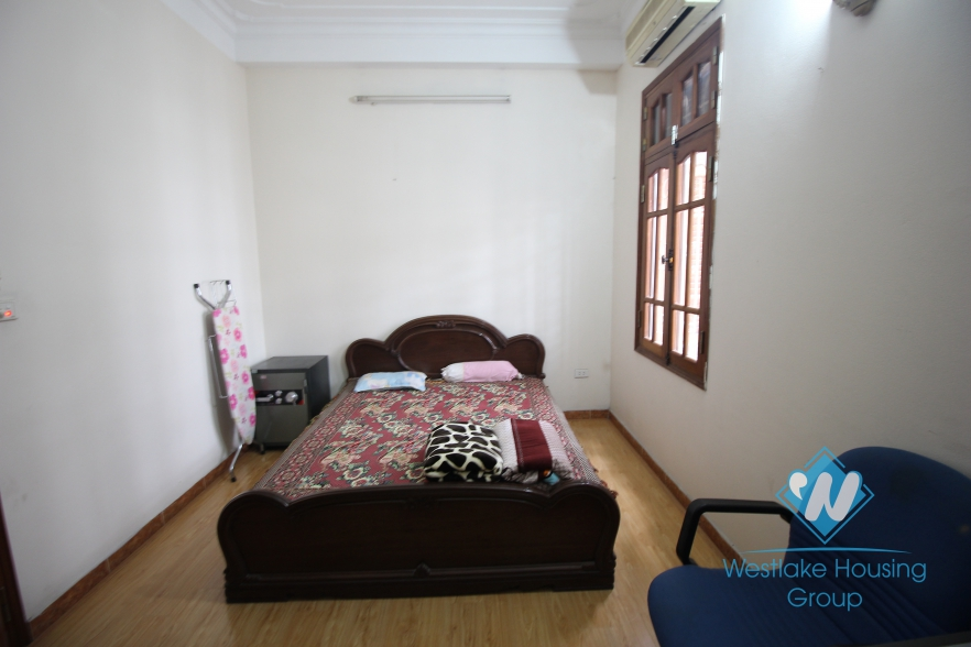 A nice house with 4 bedrooms for rent in Ba Dinh, Ha Noi