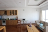 Beautiful and very bright apartment  for rent in Tay Ho area , Ha Noi.
