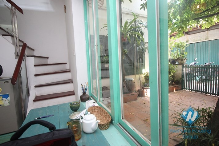 House for rent in Ba Dinh with 02 bedroom for rent.