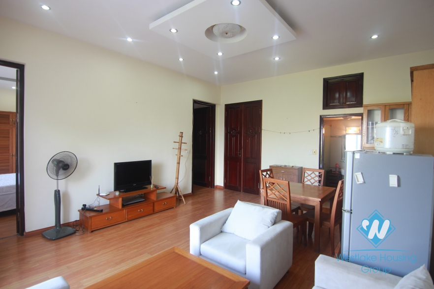 Two bedroom apartment for rent in Xuan Dieu st