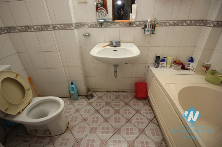 04 bedrooms house for rent in Ba Dinh district, Ha Noi city