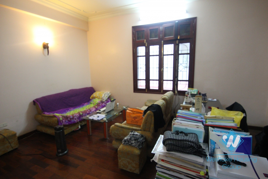Nice house for rent in Ba Dinh