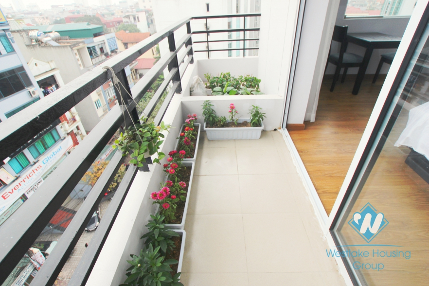 Modern apartment for rent in Cau Giay District, Ha Noi
