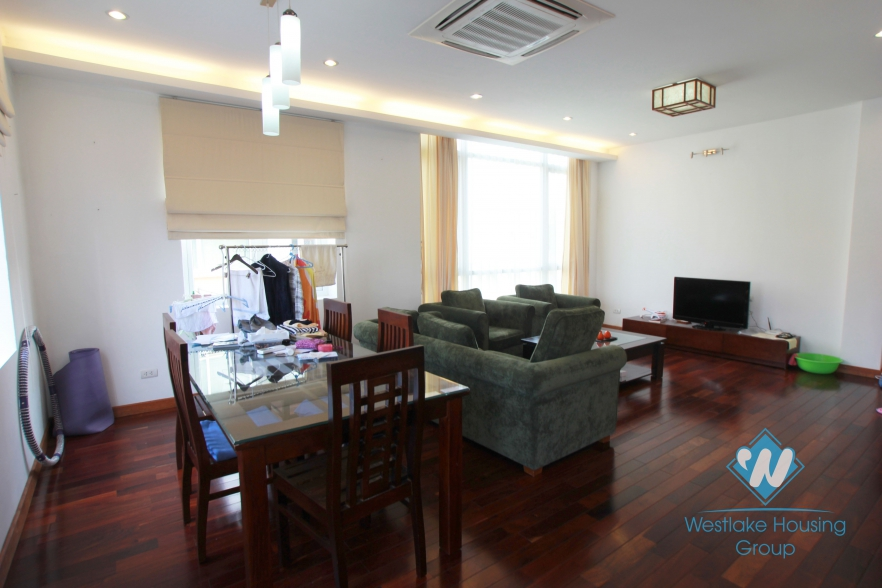 Serviced apartment for rent in Tay Ho Westlake, Hanoi