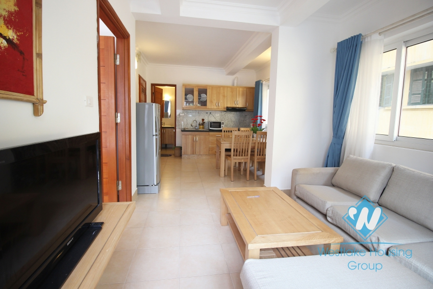 A nice apartment for rent in Tay Ho, Ha Noi