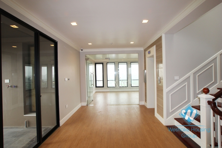 Luxury house with lake view available for lease in Westlake area, fully furnished.