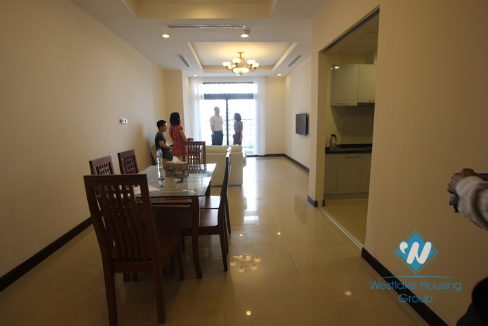 Apartment with high quality furniture for rent in Royal City, Thanh Xuan, Hanoi