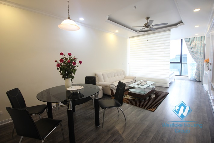 High quality studio apartment for rent in Lancaster Towers, Ba Dinh, Hanoi