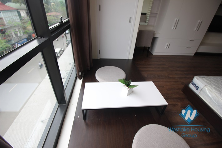 Brand new studio apartment for rent in Lancaster Towers, Ba Dinh, Hanoi