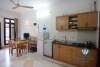Cosy serviced studio for rent in a quiet place on Dang Thai Mai, Tay Ho, Ha Noi