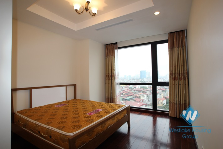Furnished apartment for rent in Royal city, Thanh Xuan, Hanoi