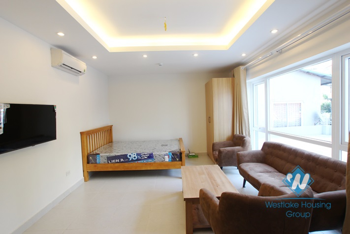 Bright, clean and modern studio for rent in Tay Ho, Hanoi
