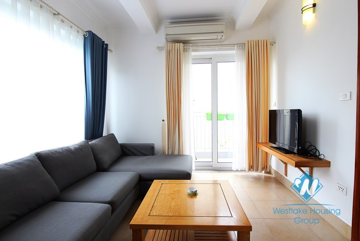 Nice apartment with 1 bedrooms for rent in Tay Ho, Ha Noi