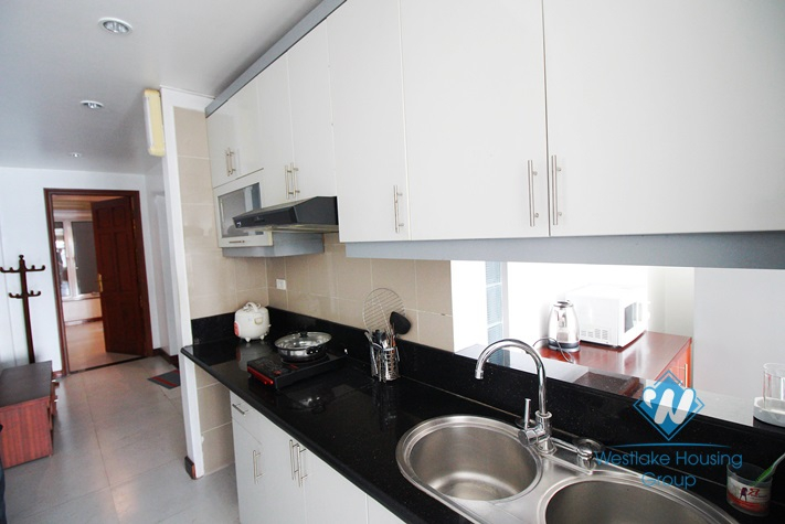 01 bedrooms apartment for rent in Truc Bach, Ba Dinh, Ha Noi