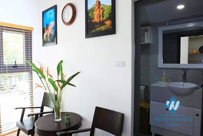 Beatiful 03 bedroom house for rent in Cua Dong street, Hoan Kiem district, Hanoi.