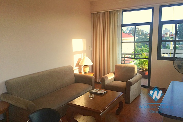 Nice services apartment for rent in Tay ho, Hanoi