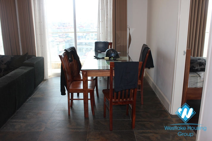 Lake view apartment for rent in Golden Westlake, Tay Ho,Hanoi