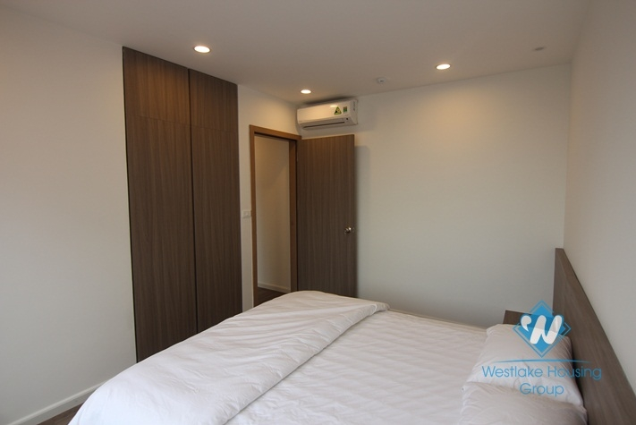 Brand new 02 bedrooms with terrace apartment for rent in Tay Ho district