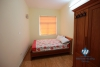 Nicely furnished and affordable 3 bedrooms apartment for rent on Lac Long Quan, Tay Ho, HN