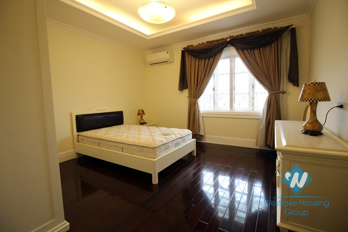 A beautiful villa for rent in Ciputra, Tay Ho, Ha Noi