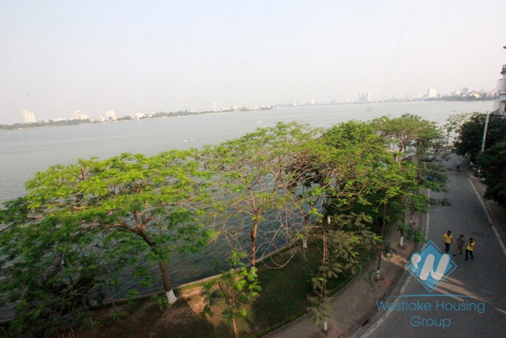 Bright house near the lake for rent in Tay Ho area, Hanoi