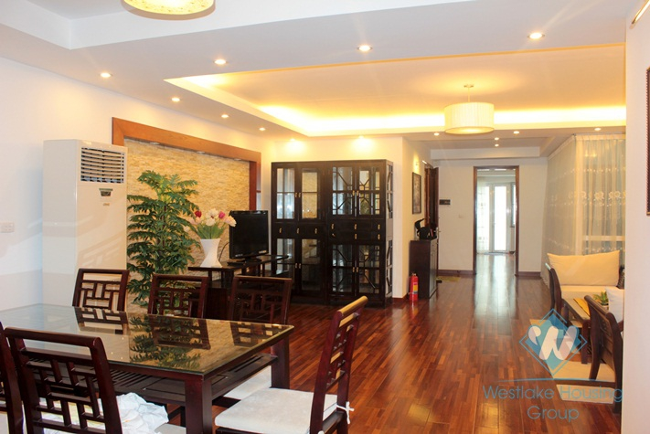 Nice  apartment with 2 bedrooms for rent in Tay Ho, Ha Noi