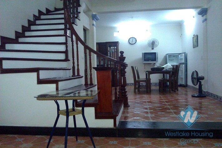 Modern budgeted house for rent in Hai Ba Trung