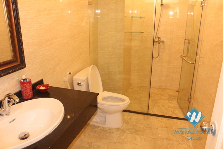 Modern penthouse available for lease in Ciputra, Tay Ho, Hanoi