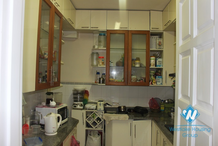 3 bedrooms apartment for rent in ciputra Tay Ho, Ha Noi