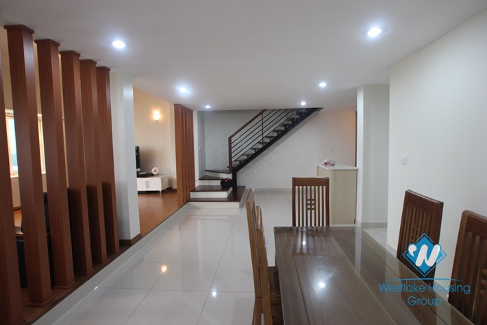 Good quality penthouse apartment in E tower Ciputra Hanoi for rent