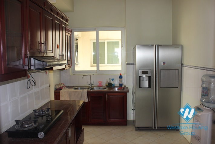 04 bedroom, 02 bathrooms apartment for rent in ciputra