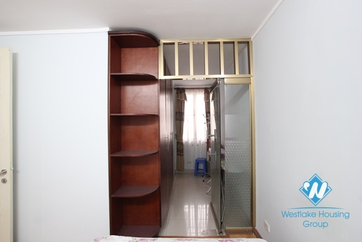 Furnished apartment available for lease in Ciputra, Hanoi