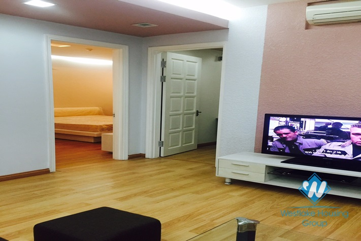 Nice and affordable apartment for rent in Ciputra, Tay Ho, Hanoi