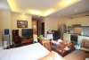 Wonderful studio apartment for rent in Dong Da District, Hanoi