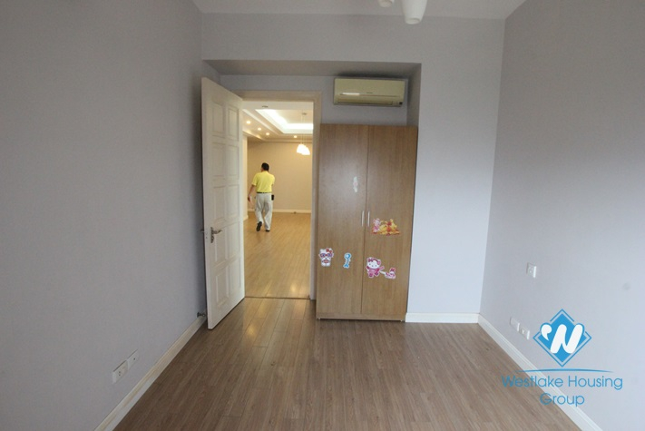 Nice 4  bedroom apartment for rent in Ciputra, Tay Ho, Hanoi
